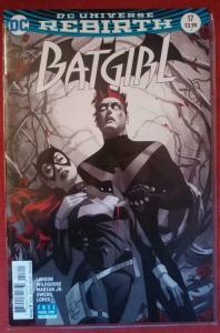 BATGIRL #17, VF/NM, ReBirth, NightWing Cover, 2018, more BG in store