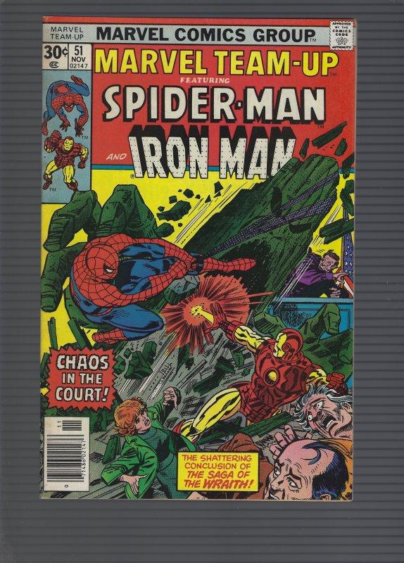 Marvel Team-Up #51 (1976)