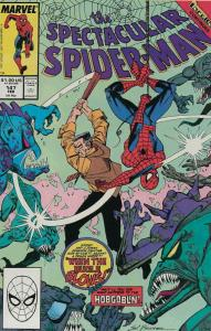 Spectacular Spider-Man, The #147 VF/NM; Marvel | save on shipping - details insi