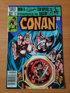 Conan the Barbarian #131 Newsstand ~ VERY FINE NEAR MINT NM ~ 1982 Marvel Comics