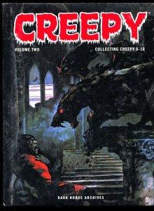CREEPY-Volume Two #6-10-Hardcover