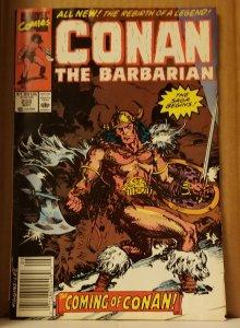 Conan the Barbarian #232 (1990)