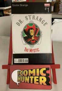 Doctor Strange #1 (2015 Marvel) Dr Dre Tribute Hip Hop Variant Juan Doe (9.2)