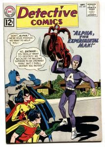 DETECTIVE COMICS #307-1962-BATMAN-BATWOMAN-DC SILVER AGE-VF-