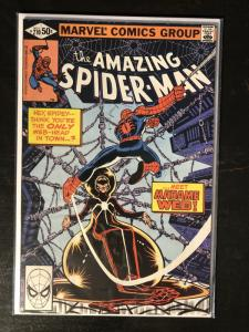 Amazing Spider-Man #210 - 1st App. Of Madame Web