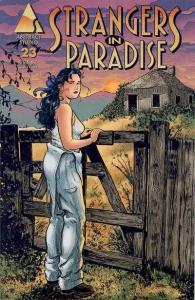 Strangers in Paradise (1996 series) #23, NM + (Stock photo)