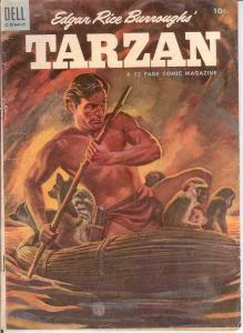 TARZAN 58 VG    July 1954 COMICS BOOK