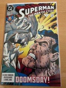 Superman: The Man of Steel #19 (1993)