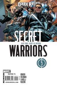 Secret Warriors (2009 series) #5, VF+ (Stock photo)