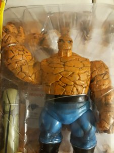 Marvel Select The Thing 9 Action Figure - Diamond Select - 2010 - Sealed