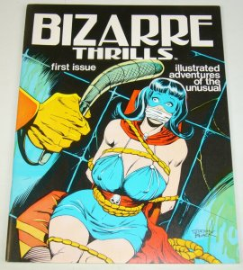 Bizarre Thrills #1 VF; AC | save on shipping - details inside