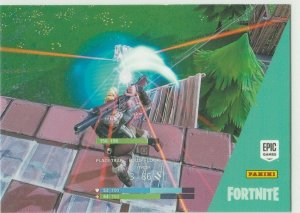 Fortnite Base Card 37 Panini 2019 trading card series 1