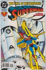 Superman #91