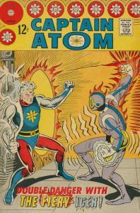 Captain Atom (Charlton) #87 VG; Charlton | low grade comic - save on shipping -