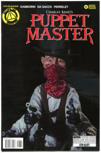 PUPPET MASTER #6, NM, Bloody Mess, 2015, Dolls, Killers, more HORROR  in store,D