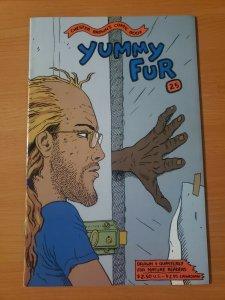 Yummy Fur #25 ~ NEAR MINT NM ~ 1991 Drawn & Quarterly Comics