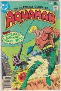 Aquaman #58 (1977)