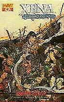 Xena (Vol. 2) #4A VF/NM; Dynamite | save on shipping - details inside