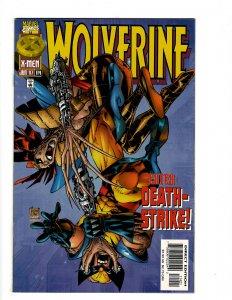 Wolverine #114 (1997) SR33