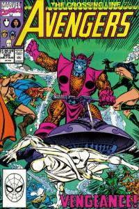 Avengers (1963 series) #320, VF+ (Stock photo)
