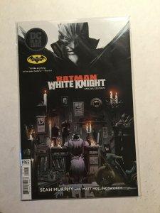 Batman White Knight Special Edition Near Mint Nm Dc Comics