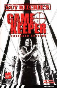 Gamekeeper #1C VF/NM; Virgin | save on shipping - details inside