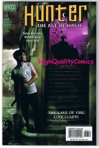 HUNTER AGE OF MAGIC #6, NM+, Vertigo, Neil Gaiman, 2001, more in store