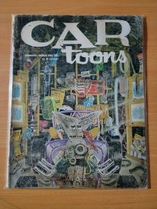 CARtoons Car Toons Magazine #10 February - March 1963 ~ GOOD - VERY GOOD VG ~
