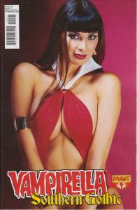 Vampirella: Southern Gothic #4A FN; Dynamite | save on shipping - details inside