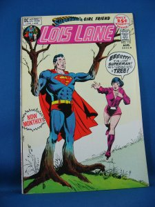 Superman Girl Friend LOIS LANE 112  VF 1971