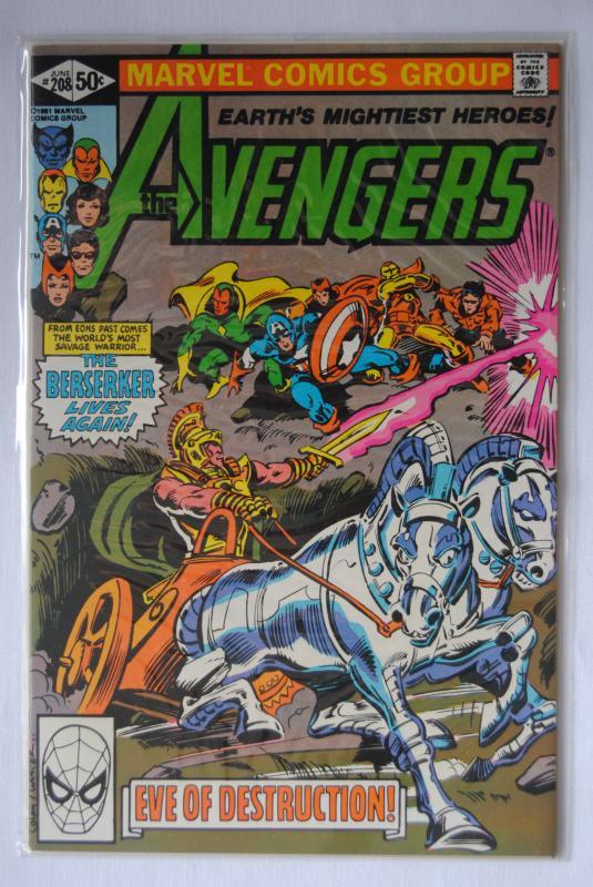 The Avengers, 208