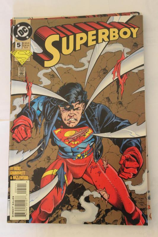 Superboy 5 NM