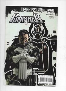PUNISHER #2, NM-, Dark Reign, Rick Remender, 2009, more Marvel in store