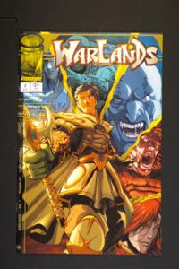 Warlands # 7 June 2000 Image Comics