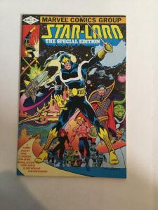 Star-Lord The Special Edition 1 NM Near Mint Marvel Comics
