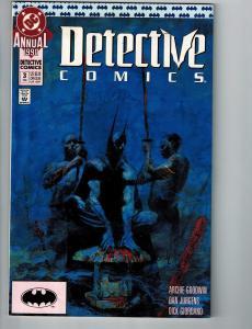 Detective Comics Feat. Batman Annual #3 NM DC Comic Book Joker Robin Batgirl S81