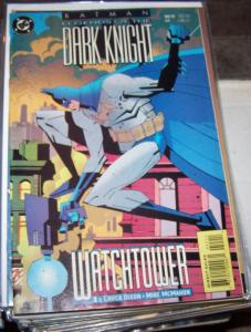 Batman: Legends of the Dark Knight #55 (Dec 1993, DC) WATCHTOWER
