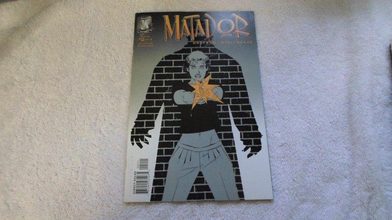 05 WILDSTORM SIG. SER. COMICS MATADOR # 2