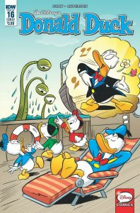 DONALD DUCK (2015 IDW) #16 NM