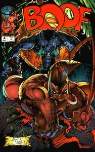 Boof #4 - Image Comics - October 1994