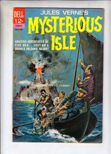 Mysterious Isle #1 (Nov-64) VF/NM High-Grade