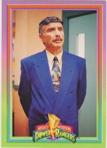 1994 Mighty Morphin Power Rangers #42 School Principal