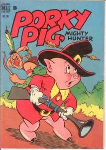 PORKY PIG (1942-1962 DELL) F.C. 241 FINE  1949 COMICS BOOK