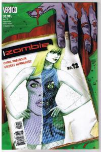 I ZOMBIE #12, NM, Mike Allred, Horror, Ghost, Vertigo, 2010, more in store