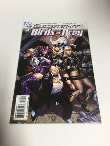 Birds Of Prey 2 Nm Near Mint Brightest Day DC Comics