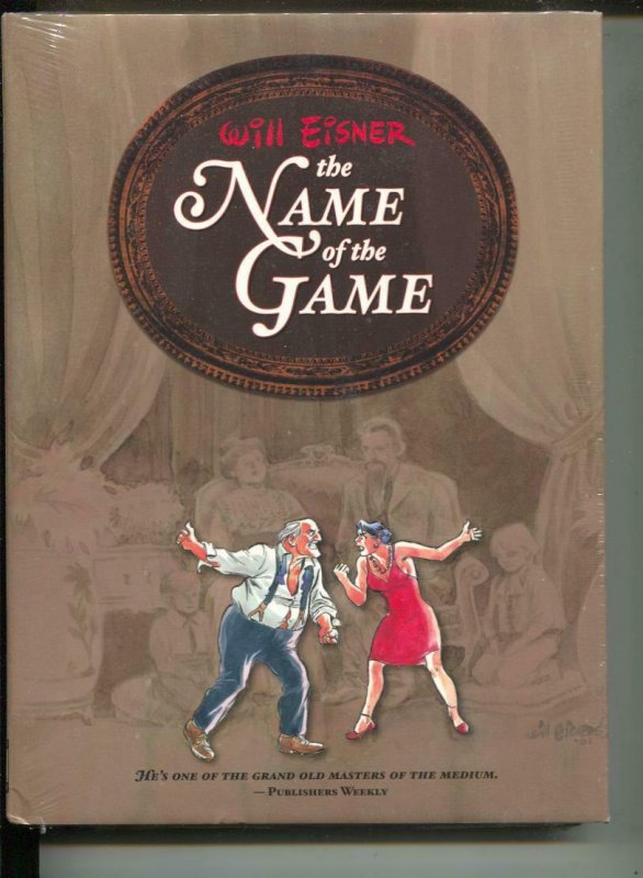 Name Of The Game-Will Eisner-Hardcover