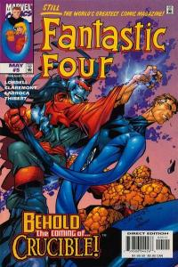 Fantastic Four (1998 series) #5, VF- (Stock photo)