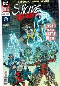 Suicide Squad #40 (2016 v4) Harley Quinn NM