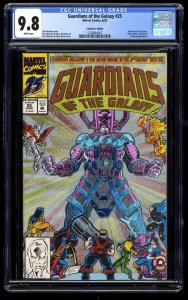 Guardians of the Galaxy #25 CGC NM/M 9.8 White