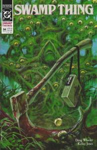 Swamp Thing (2nd Series) #94 VF/NM; DC | save on shipping - details inside